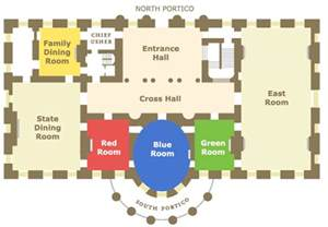 Floor Plan Of The White House by Peeking White House Floor Plan Ayanahouse