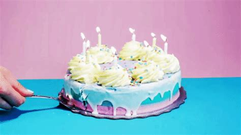 images gif happy birthday birthday cake gif by giphy studios originals find