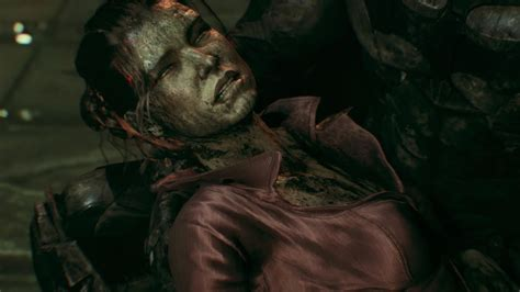 batman arkham knight poison ivy death scene youtube