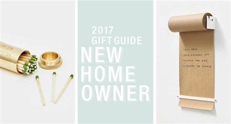 design milk gift guide 2017 gift guide new homeowners design milk