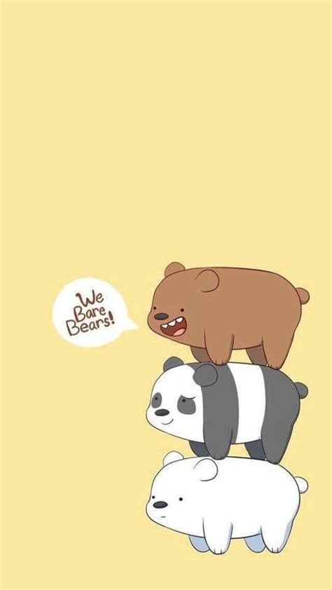 We Bare Bears Baby Iphone All Hp 968 best images about teddy bears on