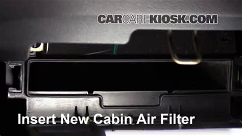 How To Check Cabin Air Filter by 2009 2016 Dodge Journey Cabin Air Filter Check 2011