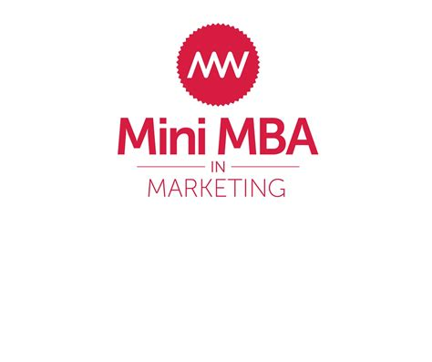 Additional Courses For Mba Marketing by The Marketing Week Mini Mba In Marketing Returns In