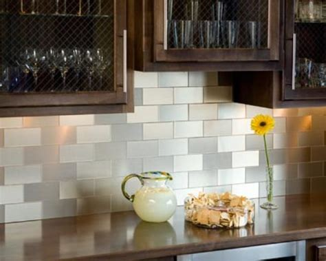 peel and stick backsplash tiles classic kitchen with
