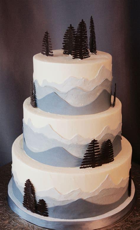 Wedding Cake Mountain by 1161 Mountain Range Wedding Cake Walking In White
