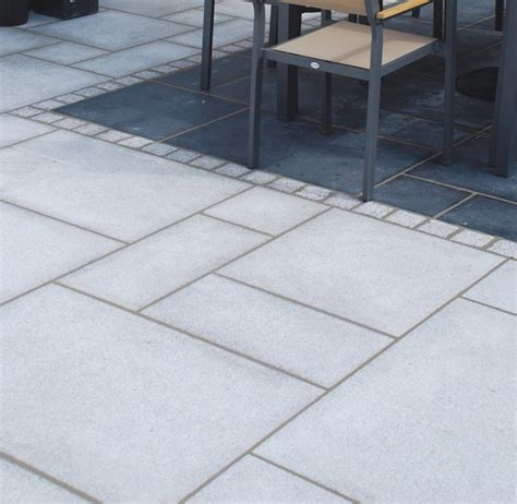 global stone polar silver grey paving slabs paving