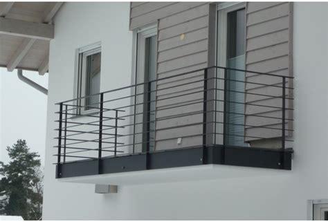 balkongeländer stahl balkongel 228 nder aus stahl au 223 enbereich