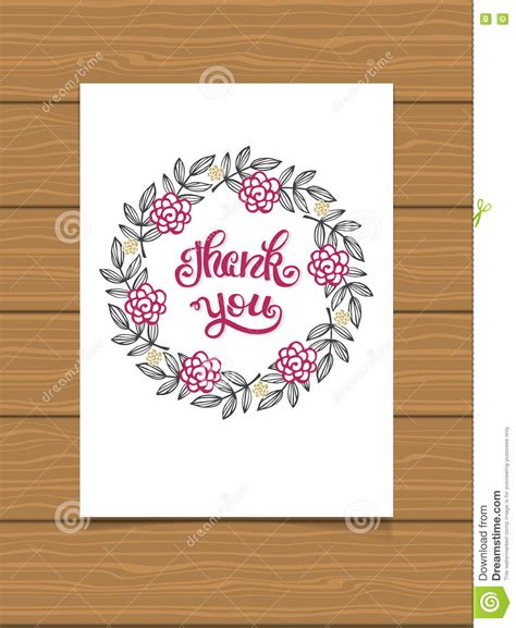 Free Card Caligraphy Template by Thank You Lettering Sign For A Card Template