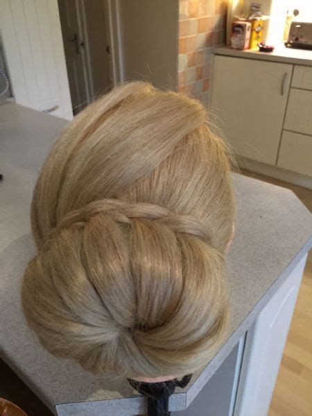Wedding Hair And Makeup Fareham by Creations Freelance Hairdressing Mobile Hairdresser In