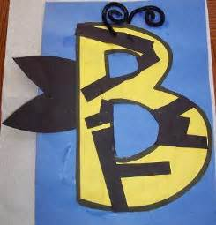 preschool crafts for letter of the week craft ideas