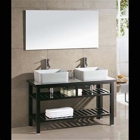 1300 w x 460 d x 875 h mm modern vanity with