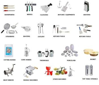 Sets Of Kitchen Knives by Professional Kitchen Utensils Buy Professional Items