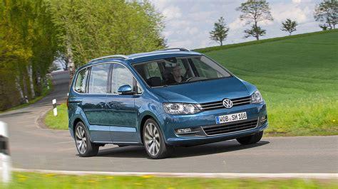 Autobild Sharan by Prueba Volkswagen Sharan 2015 Grande No Grand 237 Simo