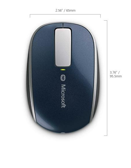 Microsoft Touch Mouse microsoft sculpt touch wireless mouse review