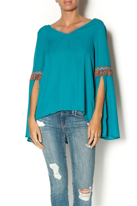 Bell Sleeve Blouse bell sleeve blouse from california by rustic