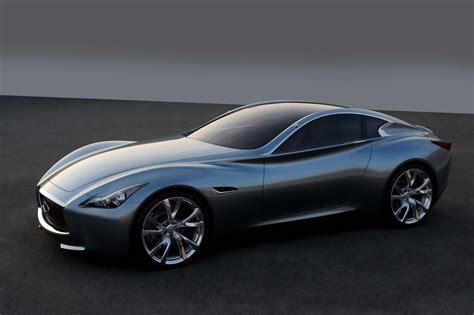 invinity car geneva 09 infiniti essence hybrid concept unveiled with