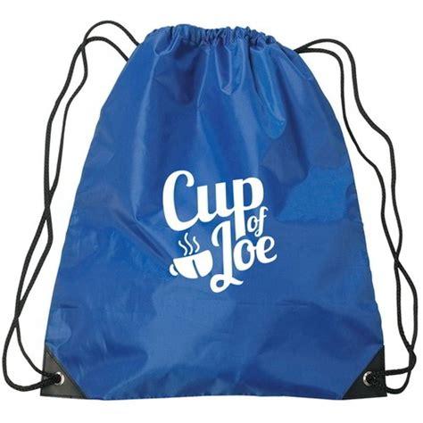 Zr Drawstr1ng Bag Non Or1 budget custom drawstring bag w reinforced corners epromos