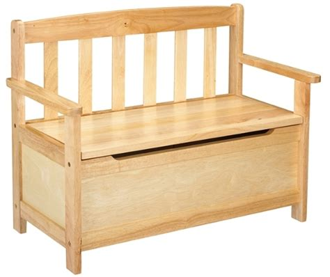 toy bench wood toy box bench plans woodproject