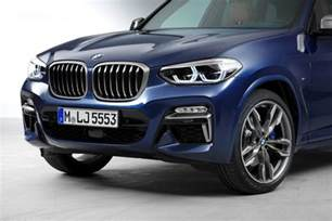 Bmw X3 Price 2018 Bmw X3 Price Starts At 47 000 Euros For X3 Xdrive20d