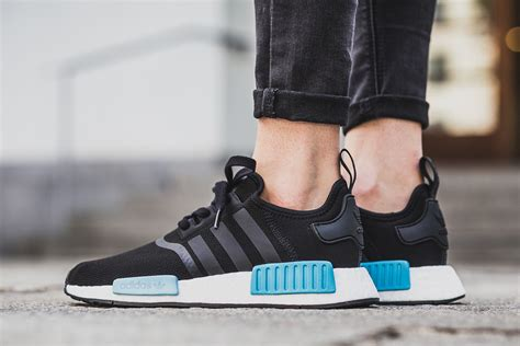 adidas nmd  icey blue womens release date sneaker bar