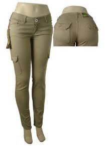 women khaki cargo pants pant olo