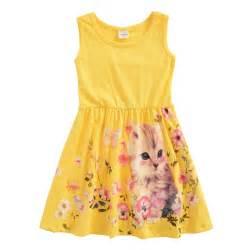 2 10 years 2015 baby dress girls tank dress kids