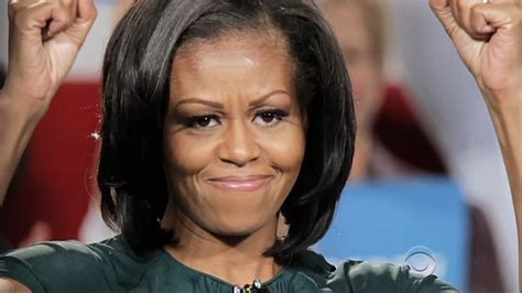 michelle obama news cbs fawns over michelle obama coming a long way as first