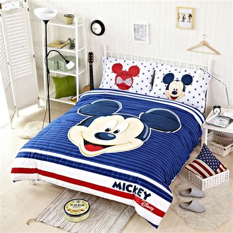 mickey mouse bed mickey mouse bed set disney mickey mouse classic bedding