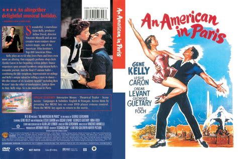 An American An American In Dvd Scanned Covers 65an American In Dvd Covers