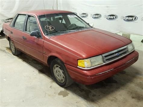 blue book value used cars 1989 ford tempo head up display auto auction ended on vin 1fapp36u4nk214609 1992 ford tempo in ga tifton