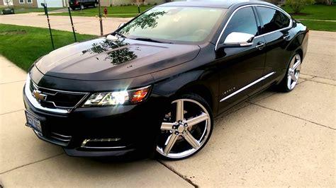 2014 impala on 24s 2015 impala on 22 s
