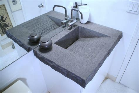 Concrete Countertop And Sink by 1000 Images About Concrete On Concrete