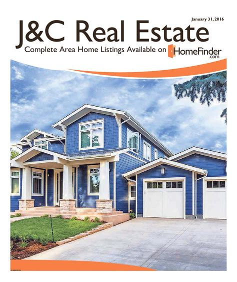 real estate section real estate section january 31 2016 by journal courier