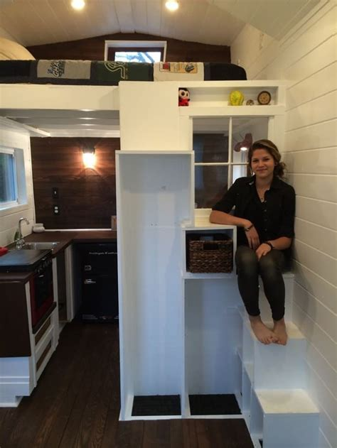 homes built for 10k despite challenges she built tiny house for 10k the