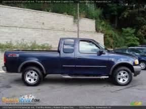 2003 Ford F150 Fx4 2003 Ford F150 Fx4 Supercab 4x4 True Blue Metallic