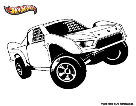 imagenes de hot wheels para pintar dibujo de hot wheels ford para colorear dibujos net