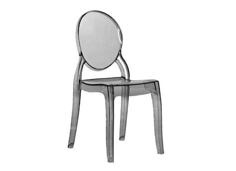 chaise elizabeth m 233 daillon transparente