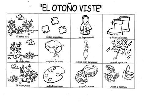 actividades de otono para preescolares primerciclo28febrerohu 233 rcal el oto 209 o