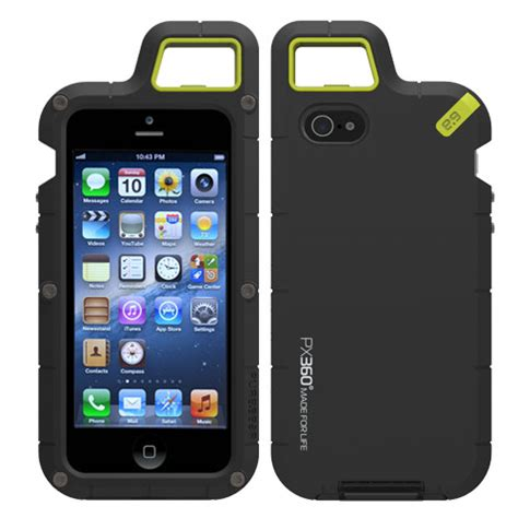 Px360 For Iphone 4 4s Black px360 176 protection system for iphone5s 5 matte black