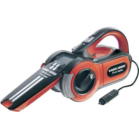 Black And Decker A2bb1 Vacuum Cleaner black decker pav1205 handheld car vacuum cleaner from conrad