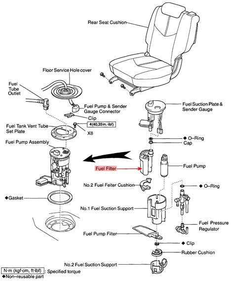 lexus ls400 2001 is300 fuel filter get free image about wiring diagram