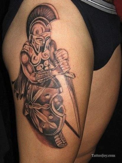 achilles tattoo 5 achilles tattoos designs and ideas