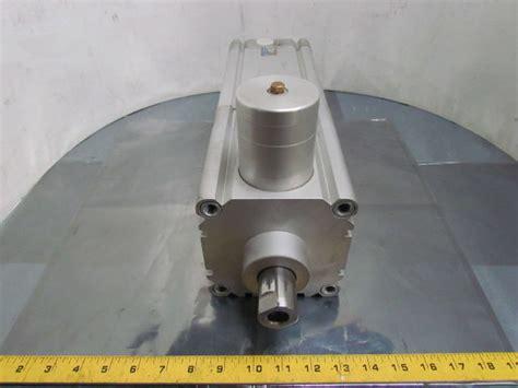 festo pneumatic air cylinder mm bore mm stroke wrod clamp bullseye industrial sales