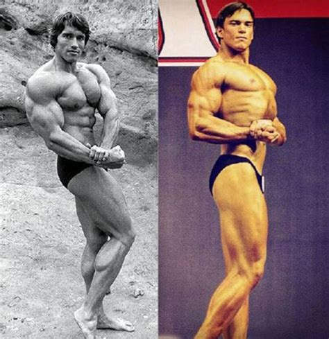 a look at just how well arnold schwarzenegger has aged russian bodybuilder looks just like arnold