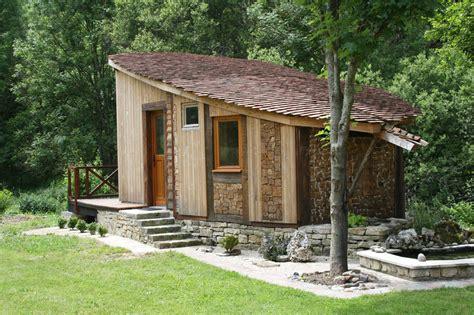 Cabane Ronde En Bois 4426 by La Cabane Wiki Osremix