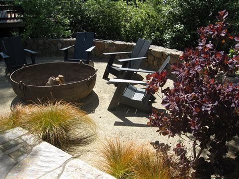 Fire Pit San Anselmo Ca Photo Gallery Landscaping How To Dig A Pit In Your Backyard