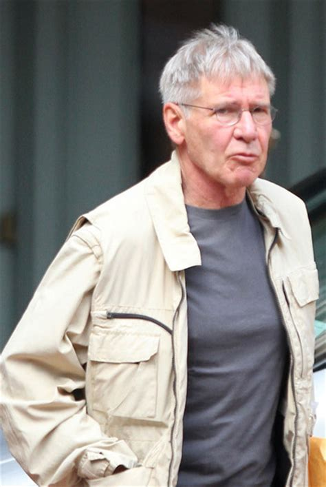 new harrison ford harrison ford out in new orleans zimbio