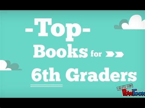 20 literature books for 7th graders my joy filled life top 6th grade reading list best books youtube