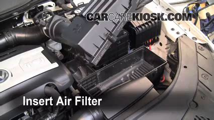 small engine maintenance and repair 2010 volkswagen passat auto manual air filter how to 2006 2010 volkswagen passat 2010 volkswagen passat komfort 2 0l 4 cyl