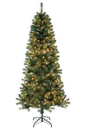 45 foot artificial christmas tree st nicholas square 7 ft pre lit artificial tree 45 99 shipped addictedtosaving